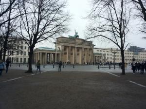 Il monumento-simbolo della città: la Porta di Brandeburgo