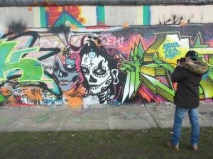 Il luogo perfetto per osservare la creatività degli artisti di street art