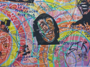 Frammenti dell'East Side Gallery